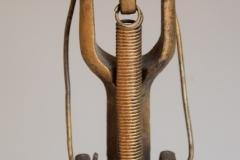 004 Sonor voetpedaal 646-9 Stabil goud 1927-1931 (8)