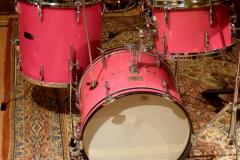 Sonor teardrop 18 inch bass pink (8)