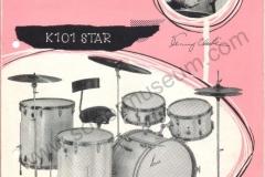 Sonor catalogus 1955  1