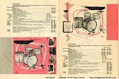 017 Sonor catalogus 1956 - 57 (prospect)  (3)