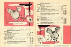 017 Sonor catalogus 1956 - 57 (prospect)  (5)