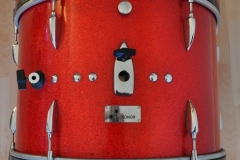 016 Sonor set teardrop red sparkle 1965 (12)