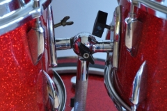 016 Sonor set teardrop red sparkle 1965 (5)