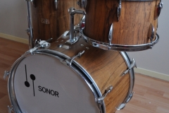 020 Sonor set teardrop  rosewood 1969 20-13-16 (2)
