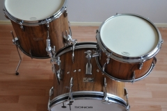 020 Sonor set teardrop  rosewood 1969 20-13-16 (4)