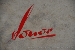06 Sonor set '54-'57 wmp metal script logo lange lugs bass (6)