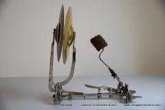 001 Sonor voetpedaal 646 Perfecta 1930-1937 (5)