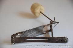 003 Sonor voetpedaal 646-11 Cyklope ijzer 1927-1950 (12)