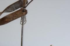 003 Sonor voetpedaal 646-11 Cyklope ijzer 1927-1950 (9)