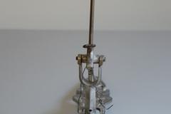 005 Sonor voetpedaal 646-9 Stabil zilver 1927-1931 (10)