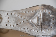 005 Sonor voetpedaal 646-9 Stabil zilver 1927-1931 (18)