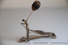 006 Sonor voetpedaal 646-10 nikkel Stabil 1927-1931 (1)