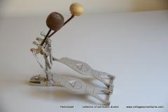 008 Sonor voetpedaal 646-7 Duplex nikkel 1927-1929 (1)