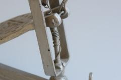 008aSonor voetpedaal 'Sonor' 646-6 nikkel 1927-1929 (10)