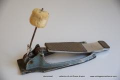 013 Sonor voetpedaal 5308 Presto L 1953-1958  (2)
