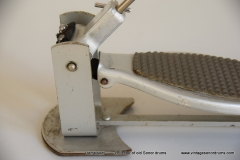 033 Sonor foot pedal no....  Presto 1961 (7)