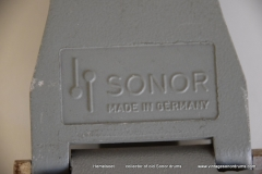 043 Sonor foot pedal no. Z5304 1975 model 2 (9)
