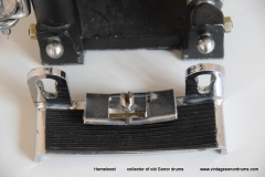 044 Sonor footpedal no. Z5321 Super Champion  1975-1976 (5)