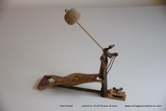 004 Sonor voetpedaal 646-9 Stabil goud 1927-1931 (3)