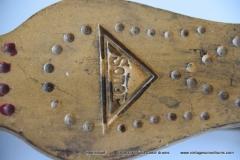 004 Sonor voetpedaal 646-9 Stabil goud 1927-1931 (5)