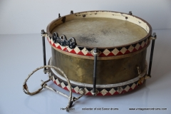 010 Sonor snare WW2  Joh. Link 11 JR 688-2 messing triangel logo stamped (1)