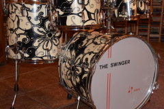 Sonor Black & White flowers August 1972 (1)