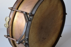 04 Sonor snare Joh. Link 1920-1930 messing triangel logo (13)