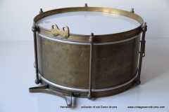 04a Sonor snare Joh. Link concert messing triangel logo badge (1)
