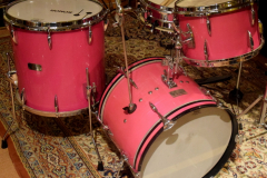 Sonor teardrop 18 inch bass pink (9)