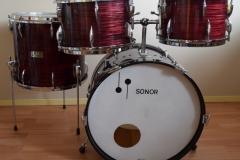 015 Sonor set teardrop rot geschiefert (2)
