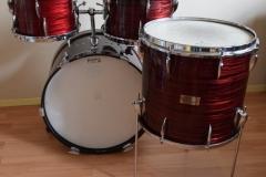015 Sonor set teardrop rot geschiefert (5)