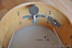 016 Sonor set teardrop red sparkle 1965 (16)