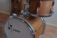 020 Sonor set teardrop  rosewood 1969 20-13-16 (2)