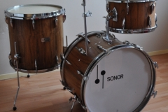 020 Sonor set teardrop  rosewood 1969 20-13-16 (3)