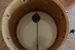 03 Sonor set 50ties 70 cm. perloïd Rubin rot (15)