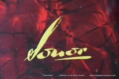 03 Sonor set 50ties 70 cm. perloïd Rubin rot (8)