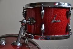 05 Sonor set teardrop '53-56 red sparkle (5)