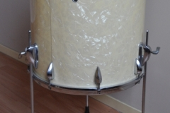 06 Sonor set '54-'57 wmp metal script logo lange lugs bass (17)