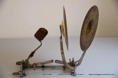 001 Sonor voetpedaal 646 Perfecta 1930-1937 (1)