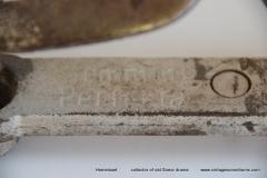 001 Sonor voetpedaal 646 Perfecta 1930-1937 (15)
