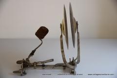001 Sonor voetpedaal 646 Perfecta 1930-1937 (2)