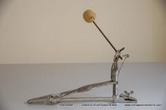 005 Sonor voetpedaal 646-9 Stabil zilver 1927-1931 (12)