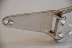 005 Sonor voetpedaal 646-9 Stabil zilver 1927-1931 (14)