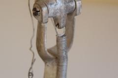 005 Sonor voetpedaal 646-9 Stabil zilver 1927-1931 (20)