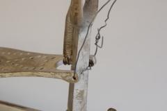 005 Sonor voetpedaal 646-9 Stabil zilver 1927-1931 (22)