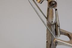 006 Sonor voetpedaal 646-10 nikkel Stabil 1927-1931 (10)