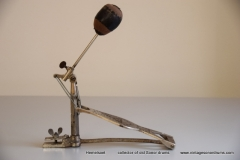 006 Sonor voetpedaal 646-10 nikkel Stabil 1927-1931 (5)