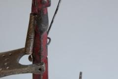 007 Sonor voetpedaal 646-10 Stabil nikkel-rood 1927-1931 (11)
