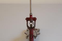 007 Sonor voetpedaal 646-10 Stabil nikkel-rood 1927-1931 (3)