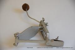 008aSonor voetpedaal 'Sonor' 646-6 nikkel 1927-1929 (6)